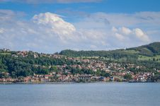 Free Locality On The Danube Shore Stock Photography - 31480672