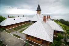 Free Monastery Topview Stock Photo - 31481190