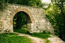 Free Stone Arch Stock Photo - 31482420
