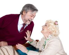 Free Happy Senior Couple In Love Stock Photography - 31486762