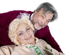 Free Happy Senior Couple In Love Stock Images - 31486764