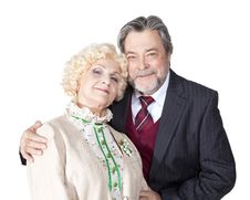 Free Happy Senior Couple In Love Royalty Free Stock Photography - 31486797