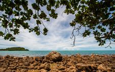 Free Sea In Thailand Royalty Free Stock Photo - 31488135