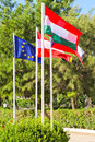 Free Flags Of EU Countries Stock Images - 31497124