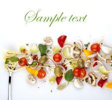 Free Pasta Ingredients Stock Images - 31499574