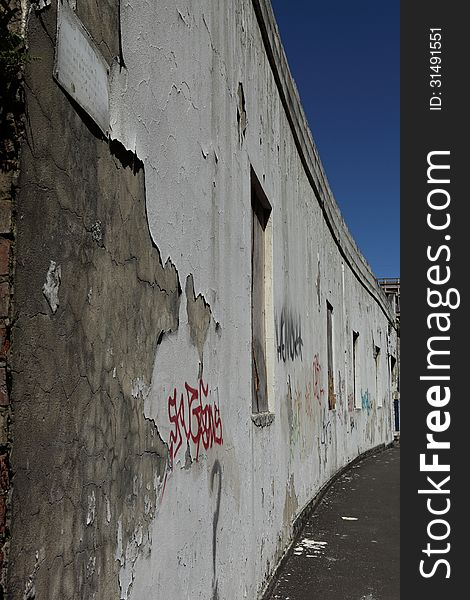 Abandoned Derelict building