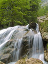 Free Waterfall On Mountain River Stock Images - 3159644