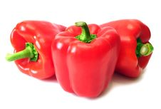 Free Red Pepper Isolated Royalty Free Stock Image - 3151626