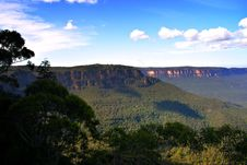 Free The Three Sisters, Australia Stock Photos - 3152033