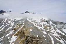 Free Mountains And Clouds In Alaska Royalty Free Stock Image - 3152366
