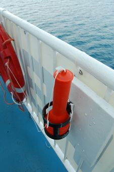 Free Lifebuoy Light Royalty Free Stock Photos - 3152498