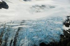 Free Glacier In Skagway Alaska Stock Image - 3152721