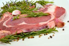 Free Beef Steak Stock Photography - 3152962