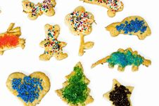 Free Cookies Royalty Free Stock Photo - 3152975