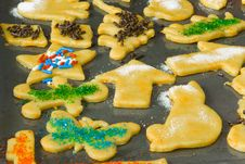 Free Cookies Royalty Free Stock Image - 3152996