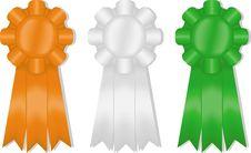 Free Three Ribbons 2 Royalty Free Stock Photo - 3153445