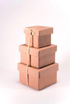 Free Boxes Stock Image - 3153661