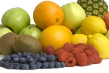 Free Fruits Royalty Free Stock Image - 3153846