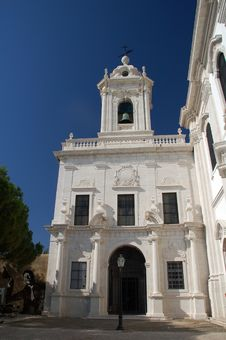 Free Low Angle View Of Se Cathedral Royalty Free Stock Photos - 3154198