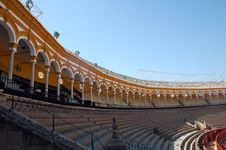 Free Beautiful Bullfight Arena In Royalty Free Stock Images - 3154429