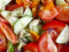 Free Salad Royalty Free Stock Photography - 3154737