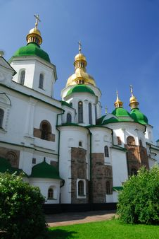 St. Sophia Cathedral Stock Photos
