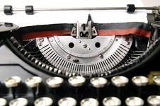 Free Typewriter Royalty Free Stock Photography - 3154987
