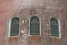 Free Arched Windows Stock Photo - 3155920