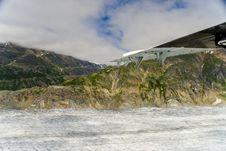 Free Glacier In Skagway Alaska Stock Image - 3156611