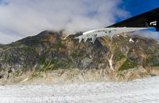 Free Glacier In Skagway Alaska Royalty Free Stock Image - 3156686