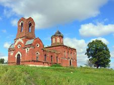 Free Old Church Stock Image - 3158301
