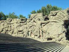 Free Mamaev Burial Mound Royalty Free Stock Photo - 3158375
