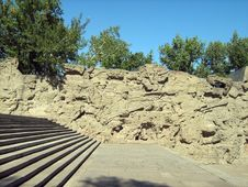 Free Mamaev Burial Mound Royalty Free Stock Images - 3158409