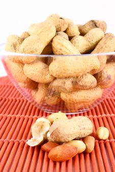 Free Some Peanuts Royalty Free Stock Photo - 3158495