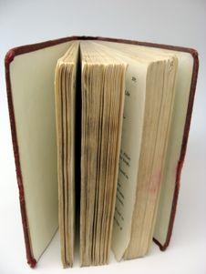 Free Open Book Stock Photo - 3158600