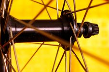 Free Hub Of Front Wheel Stock Photography - 3159102