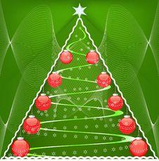 Free A Christmas Tree Stock Photos - 3159233