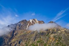 Free Mountains In Alaska Royalty Free Stock Image - 3159636
