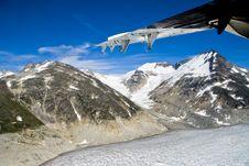 Free Glacier In Skagway Alaska Stock Image - 3159731