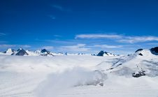Free Mountains And Snow In Alaska Royalty Free Stock Images - 3159899