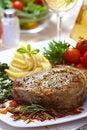 Free Beef Steak Royalty Free Stock Image - 31500036