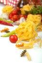 Free Pasta Ingredients Stock Images - 31503094