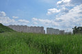 Free New Buildings On The Outskirts Of Moscow. Stock Photography - 31509252