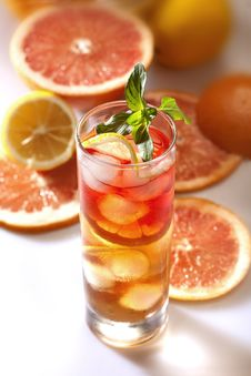 Free Ice Tea Royalty Free Stock Photography - 31502127