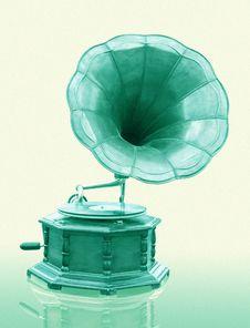Free Vintage Gramophone Stock Photography - 31502492