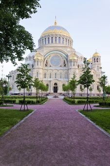 Free The Naval Cathedral Stock Images - 31503234