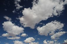 Free White Fluffy Clouds Stock Images - 31503304