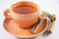 Free Red Tea Cup Royalty Free Stock Photos - 31508058