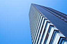 Free Blue Modern Building Royalty Free Stock Images - 31508699