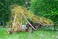 Free Wheel Type Rakes Stock Photography - 31519132